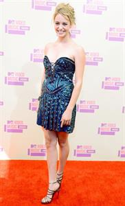 Gage Golightly 2012 MTV Video Music Awards 9/6/12