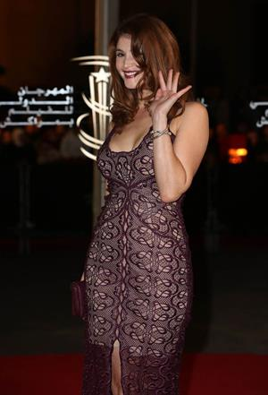 Gemma Arterton Marrakech International Film Festival - Jonathan Demme Tribute, Dec 6, 2012