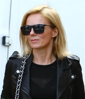 Geri Halliwell - North London - August 30,2012