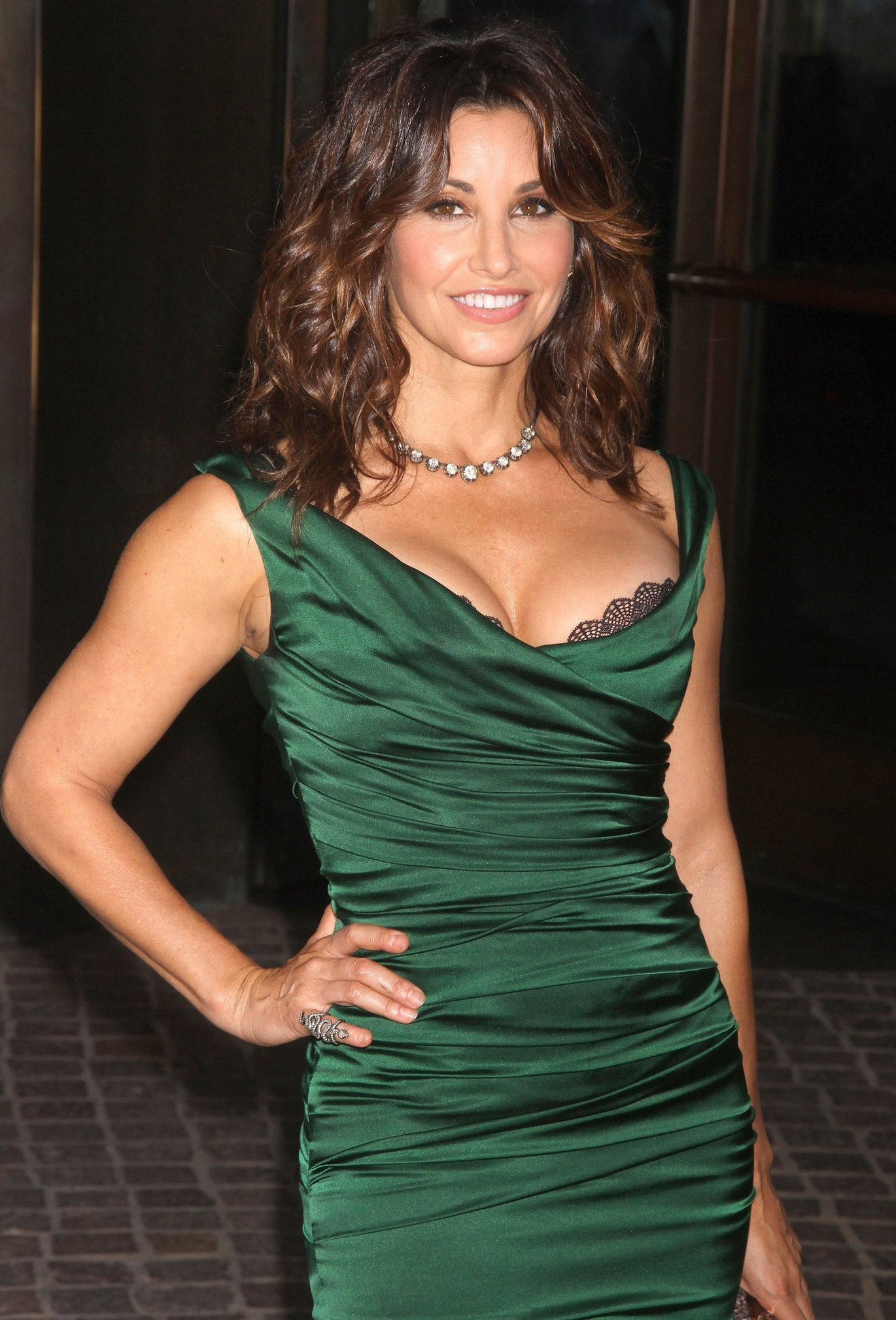 Gina Gershon - Killer Joe Screening in New York City (July 23, 2012)