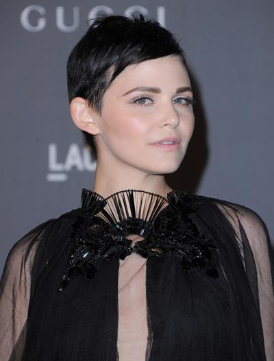 Ginnifer Goodwin 2012 LACMA Art Film Gala in Los Angeles - October 27, 2012
