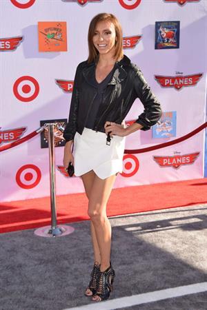 Giuliana Rancic Disney's  Planes  Premiere (August 5, 2013)