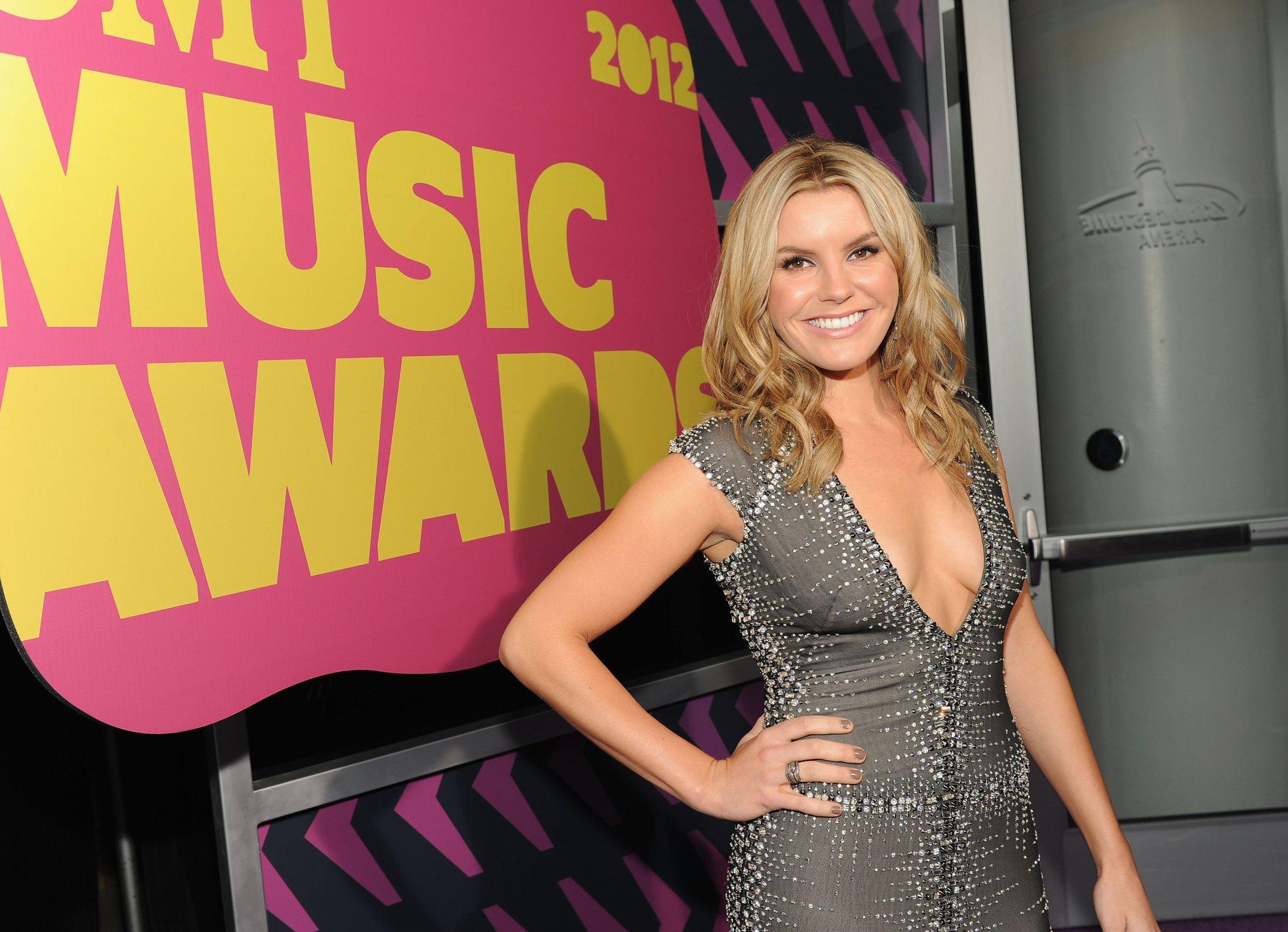 Grace Potter - 2012 CMT Music Awards in Nashville (June 6, 2012)