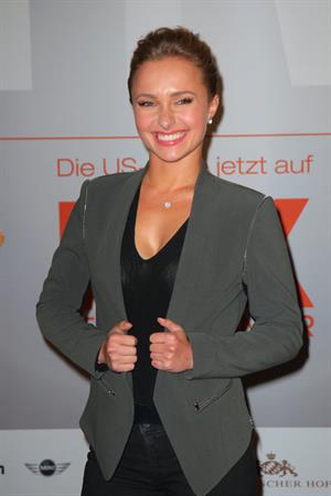 Hayden Panettiere Nashville Screening Munich on June 3, 2013