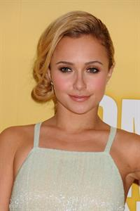 Hayden Panettiere 46th annual CMA Awards in Nashville 11/01/12