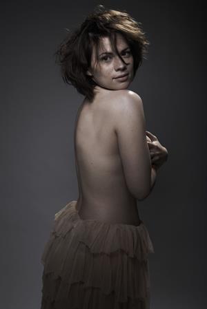 Hayley Atwell - Jillian Edelstein Photoshoot 2007