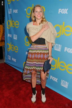 Heather Morris - Academy of Television Arts & Sciences' Screening of Glee (May 1, 2012)