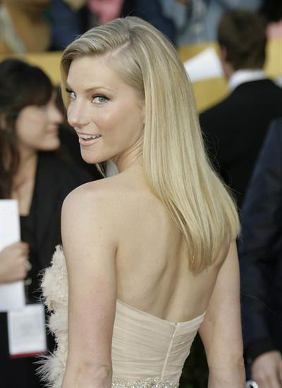 Heather Morris - 17 Annual SAG Awards - Arrivals - Jan 30 2011