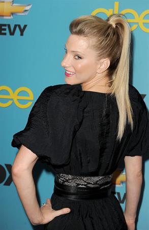 Heather Morris - Fox's 'Glee' spring premiere soiree in LA 4/12/10