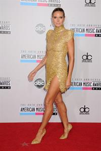 Heidi Klum American Music Awards (November 18, 2012)