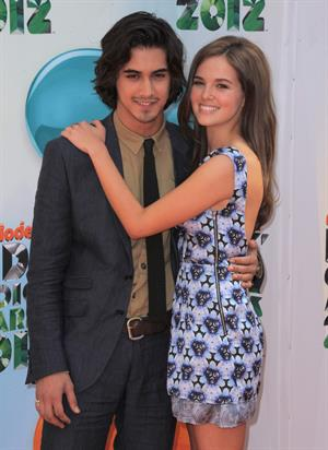 Zoey Deutch 25th annual Kids Choice Awards 3/31/12