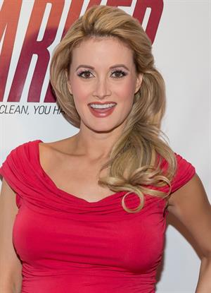 Holly Madison  Parker  Premiere (January 24, 2013)