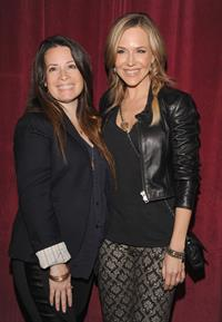 Holly Marie Combs 'Bands For Beds' charity event (Jan 18, 2013)