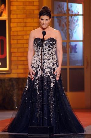 Idina Menzel 64th Annual Tony Awards June 13, 2010