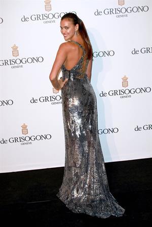 Irina Shayk de Grisogono party 65th annual Cannes film festival on May 23, 2012