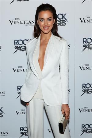 Irina Shayk -  Rock Of Ages  Screening in New York City (June 6, 2012)