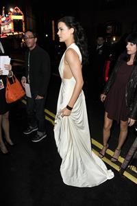 Jaimie Alexander  The Last Stand  - Los Angeles Premiere, Jan 15, 2013