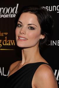 Jaimie Alexander The Cinema Society Screening Of  The Twilight Saga: Breaking Dawn Part 2 , Nov 16, 2012