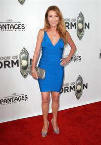 Jane Seymour premiere of 'The Book Of Mormon' at the Pantages Theatre on September 12, 2012 in Hollywood