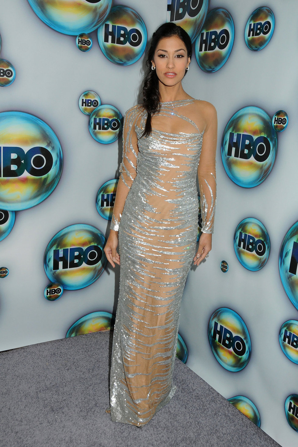 Janina Gavankar - HBO's Post 2012 Golden Globe Awards Party in Los Angeles (Jan 15, 2012)