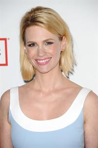 January Jones 'Mad Men' Season 6 premiere in LA 3/20/13