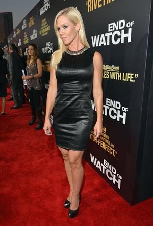 Jennie Garth - End of Watch premiere in Los Angeles - September 17,2012