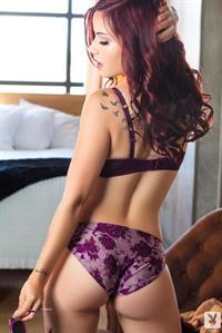 Elizabeth Marxs in lingerie - ass