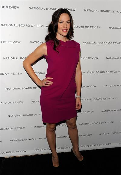 Jennifer Garner National Board of Review Awards Gala on January 11, 2011