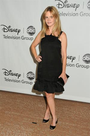 Jennifer Jason Leigh - 2012 TCA Summer Press Tour - Disney ABC Television Group Party (July 27, 2012)