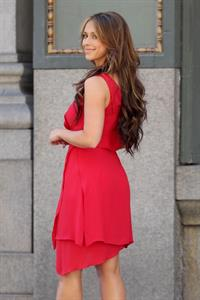 Jennifer Love Hewitt Set of ''The Client List'' in Downtown LA October 26, 2012