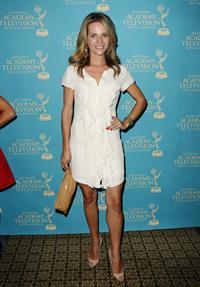 Jessalyn Gilsig at 36th Annual Daytime Creative Arts Emmy Awards (Aug 29, 2009)