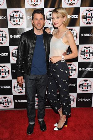 Jessica Stam Jessica Stam at G-Shock Shock The World on 2013-08-07