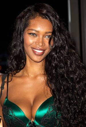 Jessica White – Lingerie Halloween Party 10/26/12