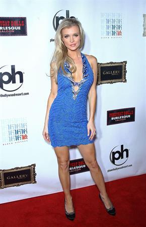 Joanna Krupa at Gallery Nightclub in Las Vegas 12/29/12