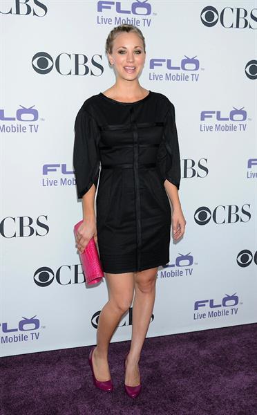 Kaley Cuoco CBS comedies season premiere party in Los Angeles