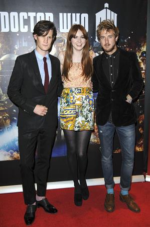 Karen Gillan - Doctor Who:  Asylum of the Daleks  screening in London - August 14, 2012