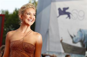 Kate Hudson - The Reluctant Fundamentalist Premiere at the Palazzo del Cinema - August 29, 2012