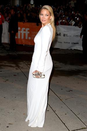 Kate Hudson - The Reluctant Fundamentalist premiere at Toronto Film festival - September 8, 2012