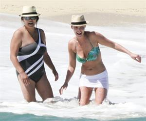 Katherine Heigl On vacation in Los Cabos, Mexico - April 7, 2013