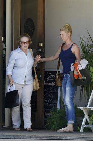 Katherine Heigl in New Orleans on May 28, 2013