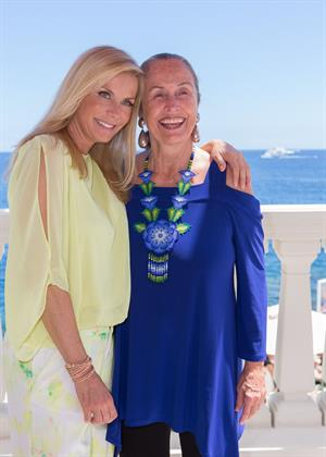 Katherine Kelly Lang Bold And Beautiful Contest Winner Lunch - June 10, 2013