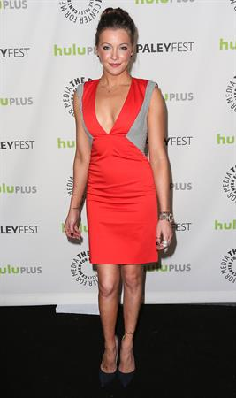 Katie Cassidy The Paley Center For Media's PaleyFest 2013 Honoring  Arrow  (March 9, 2013)