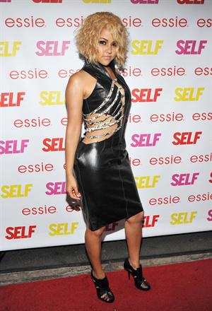Kat DeLuna - Self Magazine Rocks The Summer in New York City (July 24, 2012)