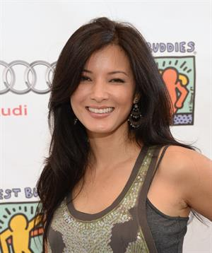 Kelly Hu Best Buddies Poker Event, Aug 22, 2013