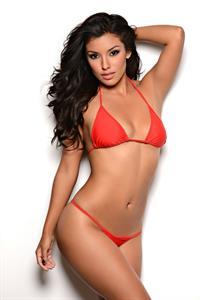 Zuleyka Silver in a bikini