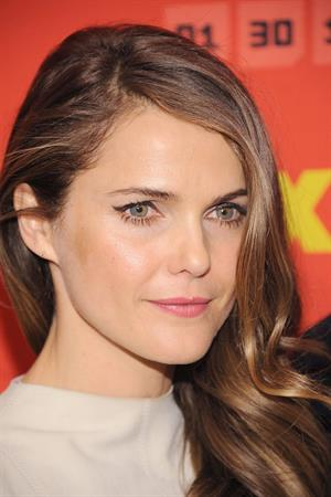 Keri Russell FX's  The Americans  Season One New York Premiere (Jan 26, 2013)