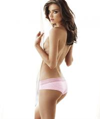 Miranda Kerr in lingerie - ass