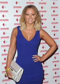 Kimberley Walsh  Dynamo: Magician Impossible  Series 3 launch in London - July 9, 2013