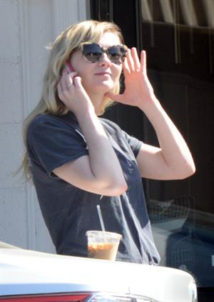 Kirsten Dunst out and about in LA 3/27/13