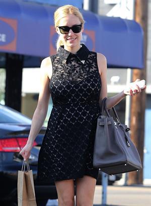 Kristin Cavallari  Shopping in LA - September 29, 2012
